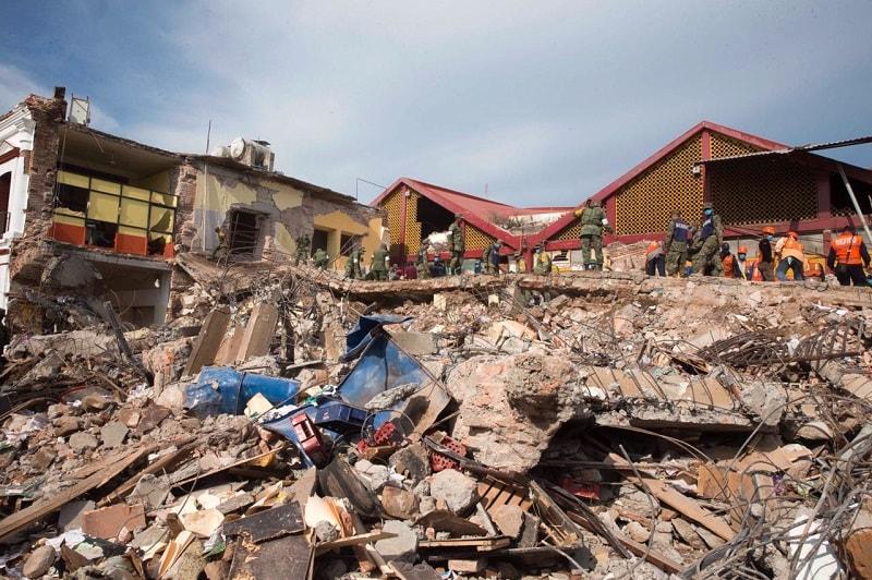 Urmari a unui cutremur