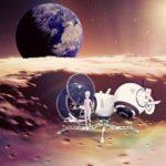 Luna – Cel mai mare OZN