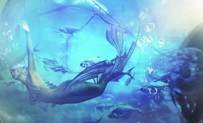 Sirena in adancuri