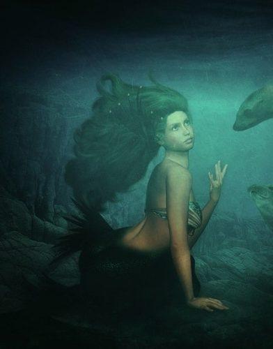 Sirene si Tritoni - Fiinte fabuloase marine