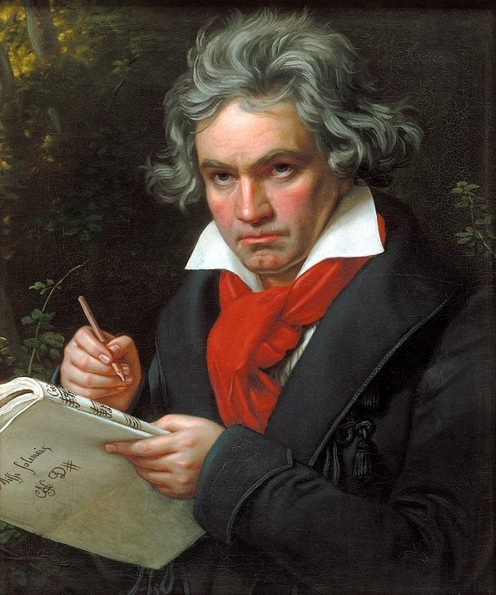 Tablou Beethoven