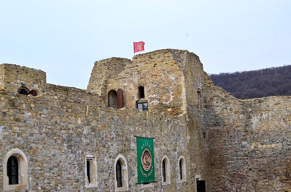 Cetatea Neamtului in prezent