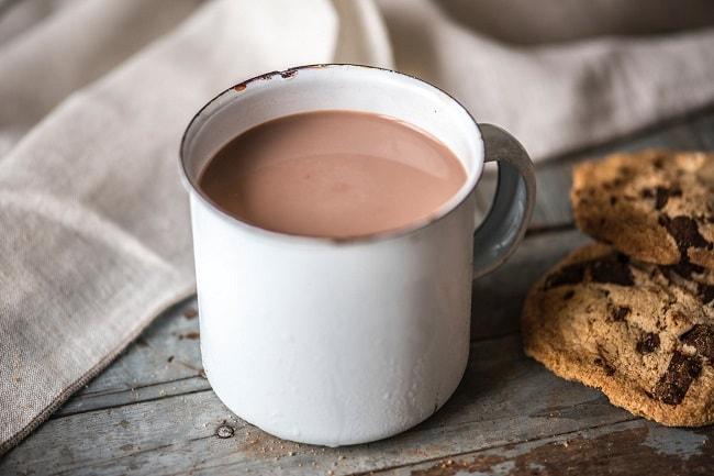 Bautura de ciocolata