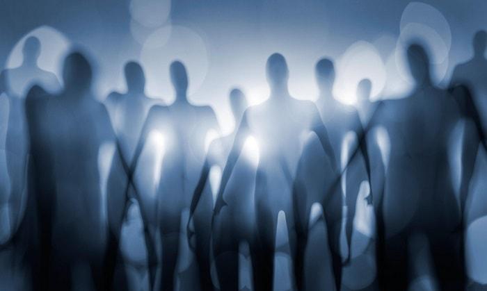 grup de fantome