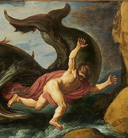 Iona - de la figura biblica la arta