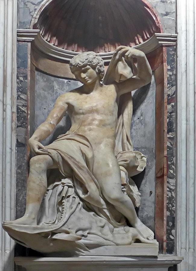 Iona - Statuie de marmura - de Lorenzetti