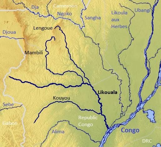 Regiunea mlăştinoasă Likouala