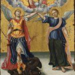 Sfintii Arhangheli Mihail si Gavril – Stapanii Cerurilor
