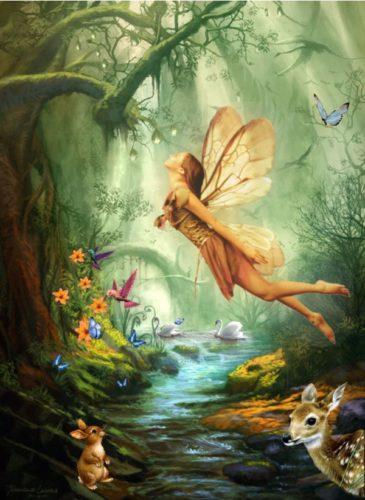 Zane, Spiridusi si alte fapturi miraculoase
