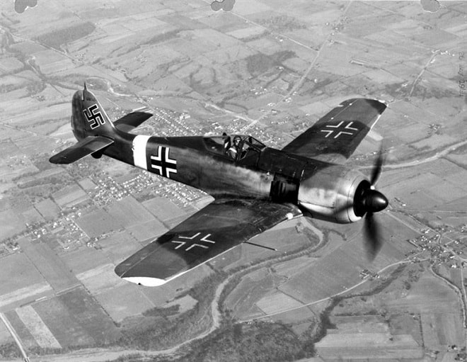 Avion german Luftwaffe