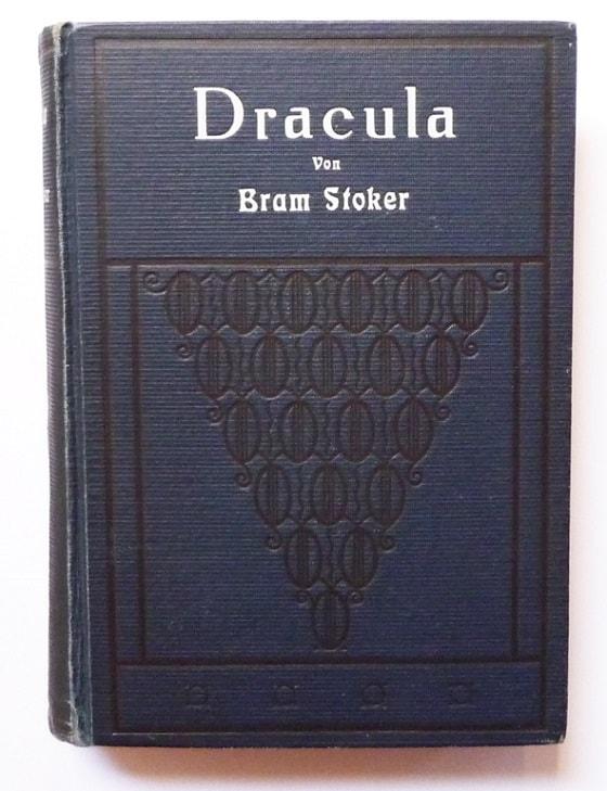 Cartea Dracula - de Bram Stoker