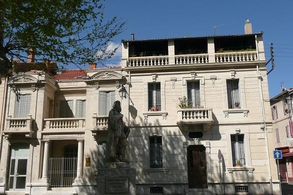 casa lui Nostradamus