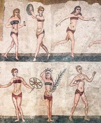 Istoria Sutienului - Articol de lux in antichitate, constrangere a frumusetii naturale in prezent