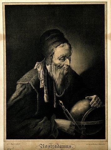 Nostradamus - Profet al medicinei