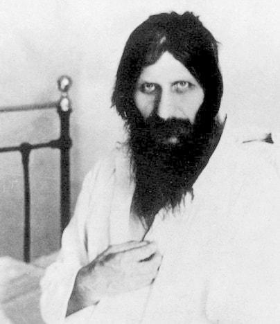 Poza cu Rasputin (1914)