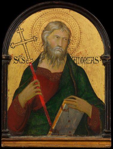 Sfantul Andrei - Cel dintai chemat si Apostolul Romanilor