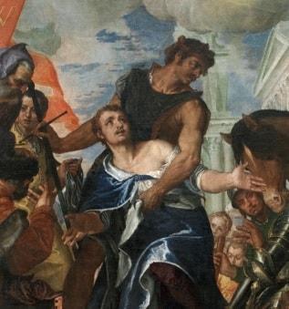 Sfantul Mare Mucenic Mina si Patimile la care a fost supus din cauza credintei in Hristos