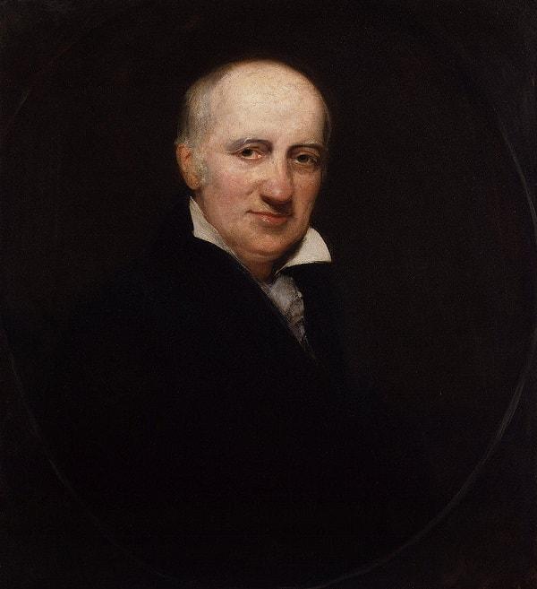 Celebrul William Godwin, tatal lui Mary