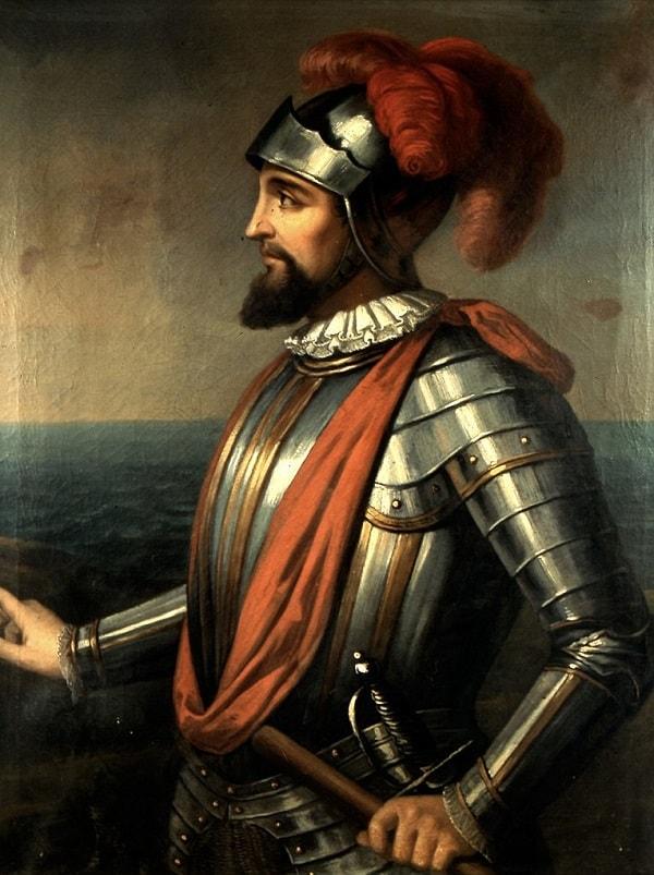 Vasco Nunez de Balboa (1474- 1517)