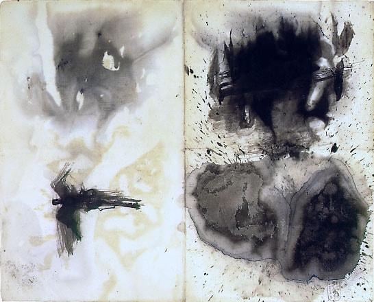 """Tablou din creat de Victor Hugo din """"cerneala stearsa"""""""