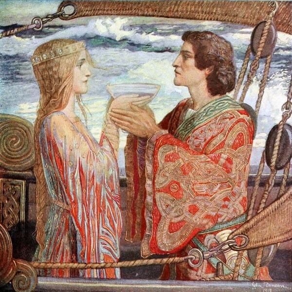 Tristan si Isolda band elixirul dragostei