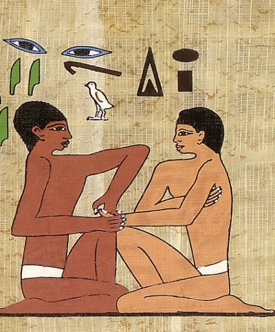 Egiptul Antic - Istorie si practici ale vremii