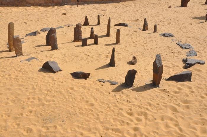 Megalitii din Nabta Playa