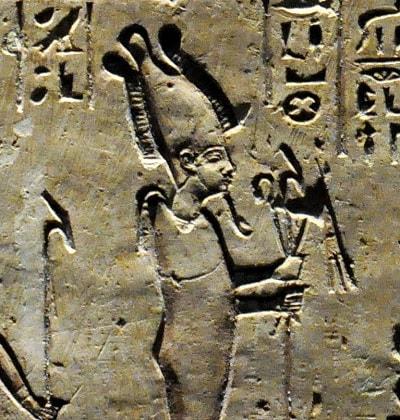 Sarcofagul lui Osiris a fost gasit