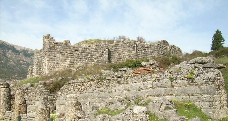 Ruinele de la Dodona