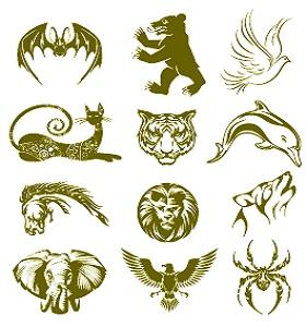 Animalele - Simboluri pentru anumite popoare