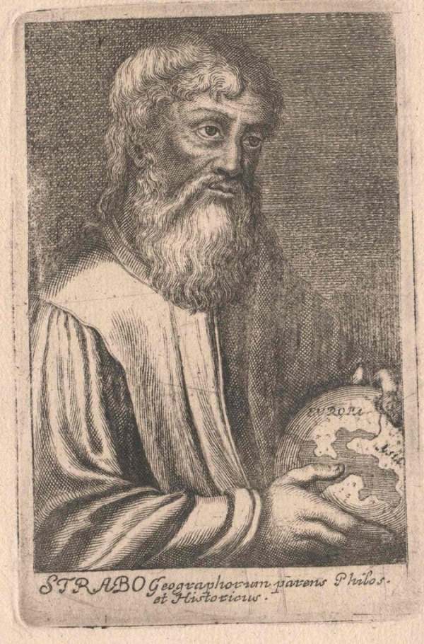 Istoricul Strabo (Strabon)