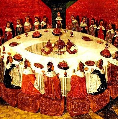 Istoria regelui Arthur si a cavalerilor Mesei Rotunde