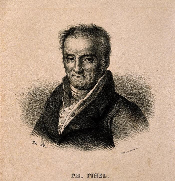Doctorul Philippe Pinel