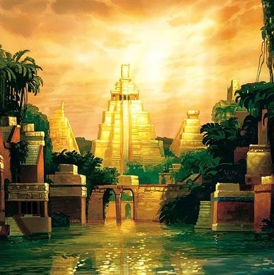 El Dorado - Orasul de Aur