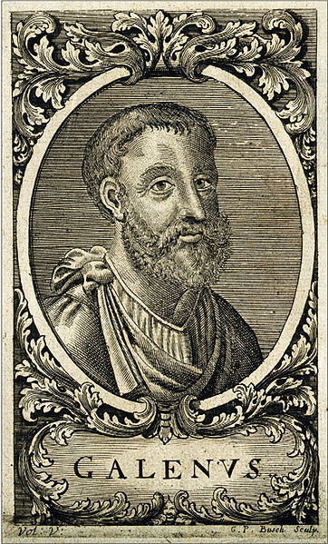 Claudius Galenus din Pergam