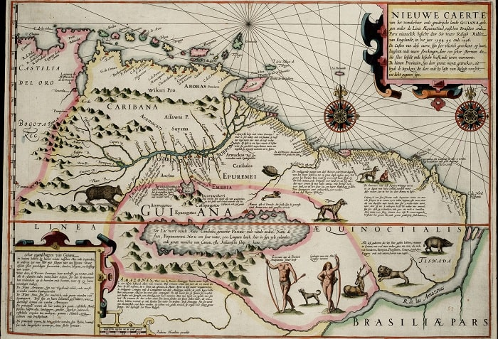 Harta El Dorado