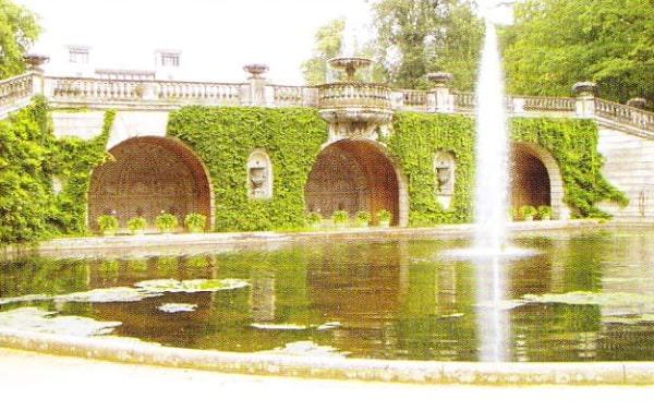 Parcul de langa Sanssouci