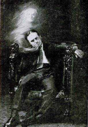 Houdini si ectoplasma