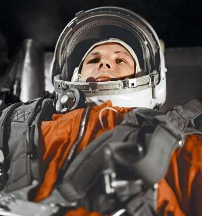Gagarin, primul om care a ajuns in spatiu, a fost pregatit in secret