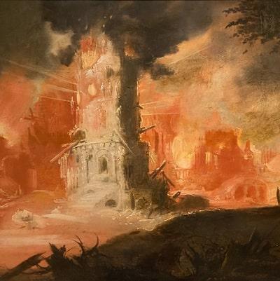 Cum au disparut Sodoma si Gomora
