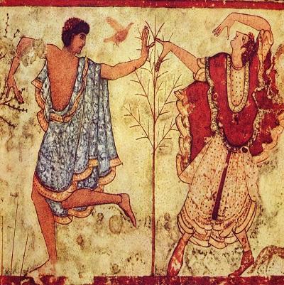Etruscii si limba acestora  - Va fi dezlegata taina limbii etrusce?