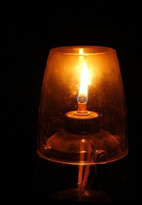 lampa cu petrol