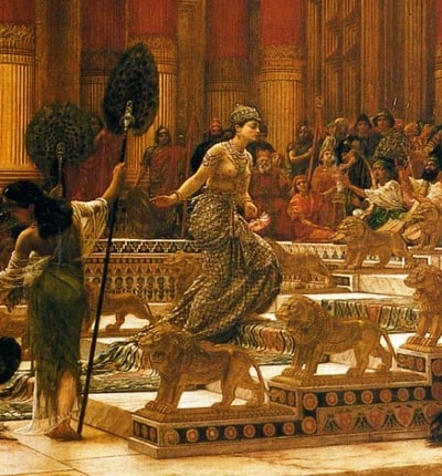 Regina din Saba - Intre mit si istorie
