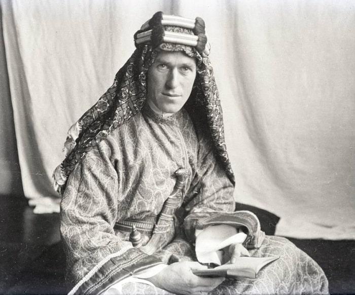 Lawrence al Arabiei