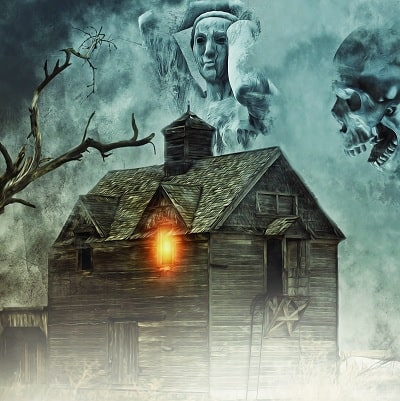 Misterele caselor bantuite