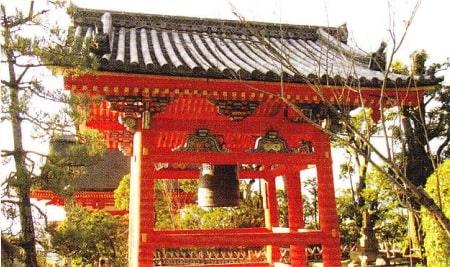 Clopotnita din Kiyomizu-dera