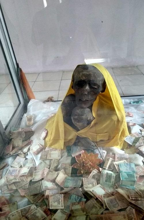mumie tibetana