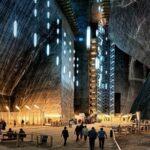 Salina Turda: De la mina de sare medievala la parc tematic subteran