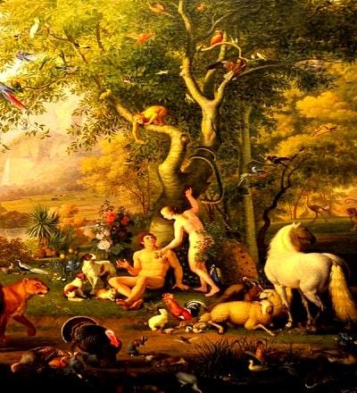 Gradina Edenului - Existenta si locatie