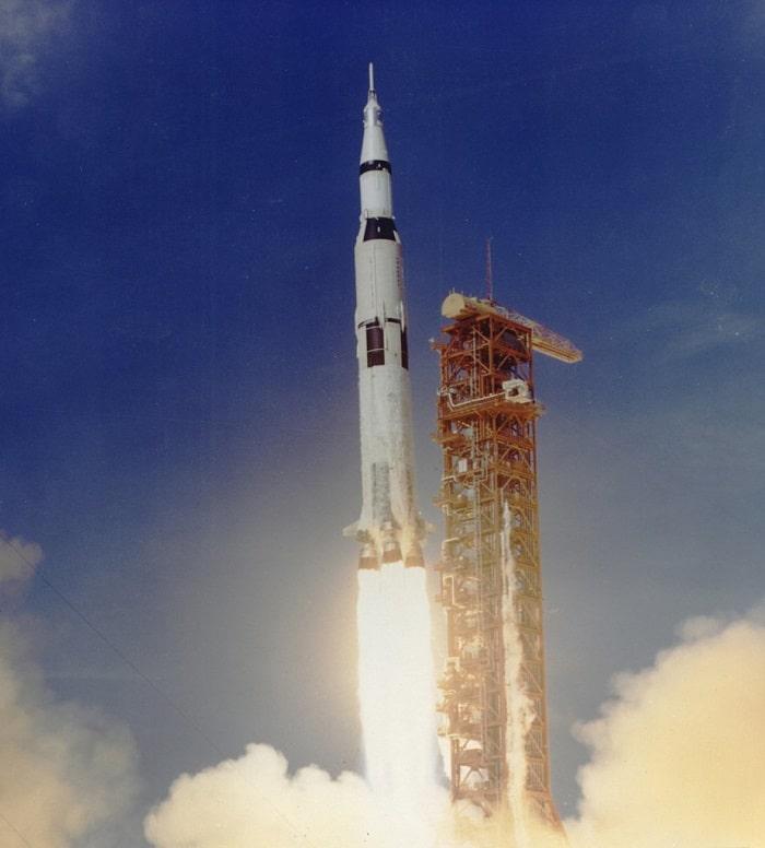 Lansare Apollo 11 (16 Iulie 1969)
